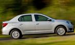 В Интернете появились первые изображения нового Renault Logan