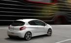 Peugeot представляет 208 GTi до премьеры в Париже