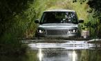 Land Rover приступил в России к приему заказов на Range Rover нового поколения