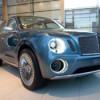 Будущий кроссовер Bentley может именоваться «Бентягой»