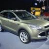Объявлены российские цены на новый Ford Kuga
