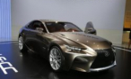 Купе Lexus RC получит 310-сильный мотор, «заряженное» RC F – 466-сильный