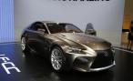 Lexus RC 350 может стать серийной версией концепткара LF-CC
