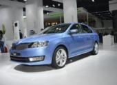 Skoda обновила Rapid к новому модельному году