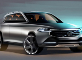 Новый Volvo XC90 появится в конце 2014 года