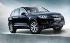 Volkswagen отмечает 10-летие Touareg выпуском юбилейной версии Edition X