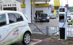 В Белгороде открыли станцию для зарядки электромобилей