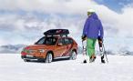 BMW представляет спецверсию X1 для горнолыжников