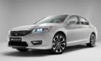 В Москве пройдет презентация новой Honda Accord