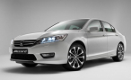 В Москве состоялась российская премьера Honda Accord