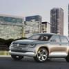 Volkswagen представит в Женеве прототип «паркетника» на базе Polo