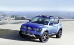 В Бразилии представили компактный кроссовер Volkswagen Taigun