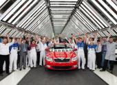 В Калуге собрали 200 000–й автомобиль Skoda