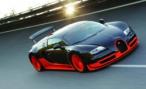 Bugatti представит в 2014 году 1500-сильный Veyron