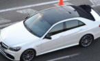 Mercedes-Benz опубликовал тизер обновленного E-class 2014 года