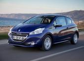 Продажи Peugeot 208 начнутся в России 10 января 2013 года
