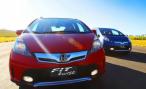 Honda представила микро-кроссовер на базе Jazz