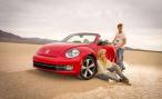 В Германии объявлены цены на кабриолет Volkswagen Beetle