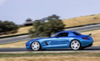 Mercedes-Benz SLS AMG Electric Drive. Без шума, без пыли