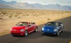 Volkswagen представляет Beetle Convertible до премьеры в Лос-Анджелесе