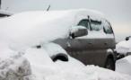 Сильный снегопад. Из Петербурга в Москву