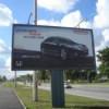 Госдума запретила рекламу на тротуарах