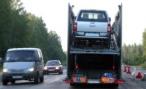 ДТП с автовозом перекрыло автотрассу М-10 Москва – Петербург