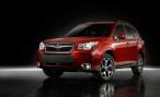 Subaru раскрыла информацию о новом Forester перед премьерой в Лос-Анджелесе