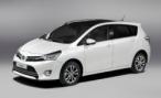 Toyota представляет обновленный Verso