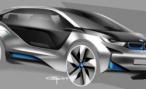 BMW представит двухдверный концепт i4 на автосалоне в Лос-Анджелесе