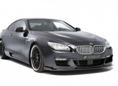 В Hamann Motorsports подготовили доработки для BMW 6-Series с М-пакетом