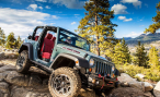 Арнольд Шварценеггер подарил внебрачному сыну Jeep Wrangler Rubicon