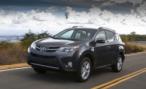 В России стартовали продажи дизельной Toyota RAV4 в новой комплектации