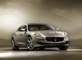 Новый Maserati Quattroporte представлен до премьеры в Детройте