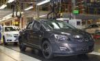 В Петербурге начали собирать Opel Astra седан