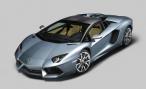 Lamborghini Aventador LP 700-4 Roadster. Снял и поехал