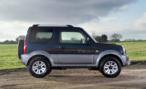 Suzuki обновила Jimny