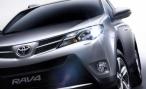 Фотографии Toyota RAV4 появились в Интернете до премьеры в Лос-Анджелеса