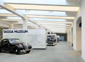 В Чехии после реконструкции открылся музей Skoda