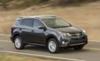 В России стартовали продажи Toyota RAV4 нового поколения