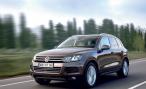 Volkswagen Touareg обновится к 2015 году