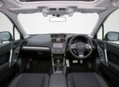 В Сети появились первые фото салона Subaru Forester четвертого поколения