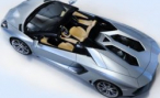 В России стартовал прием заказов на Lamborghini Aventador LP 700-4 Roadster
