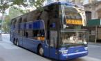В аварии двухэтажного автобуса в США пострадали 36 человек