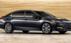 Acura сменила флагманский седан
