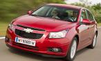 Chevrolet называет российские цены на рестайлинговый Cruze