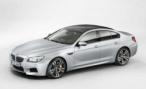 BMW представляет M6 GranCoupe