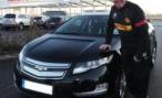 Сэру Алексу Фергюссону на Рождество подарили Chevrolet Volt