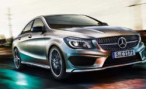 Mercedes-Benz представил официальные изображения компактного седана CLA