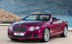 Bentley представила кабриолет Continental GT Speed Convertible